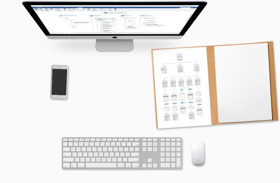 Составление технического задания - Веб-студия YPixel