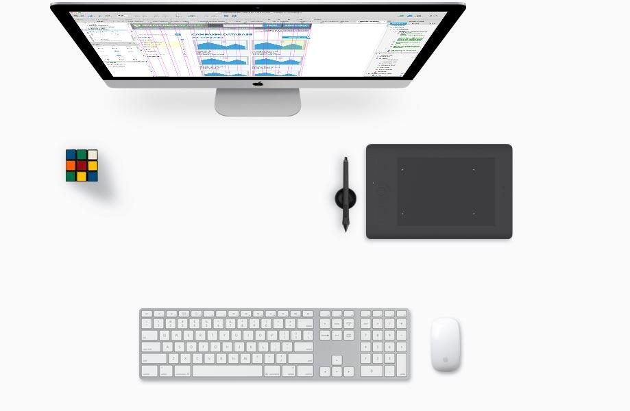 Разработка дизайна - Веб-студия YPixel